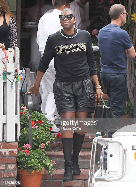 Johnson is seen in Beverly Hills on June 04 2015 in Los Angeles California