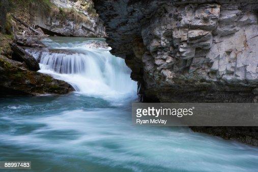 Johnston Falls : Foto de stock