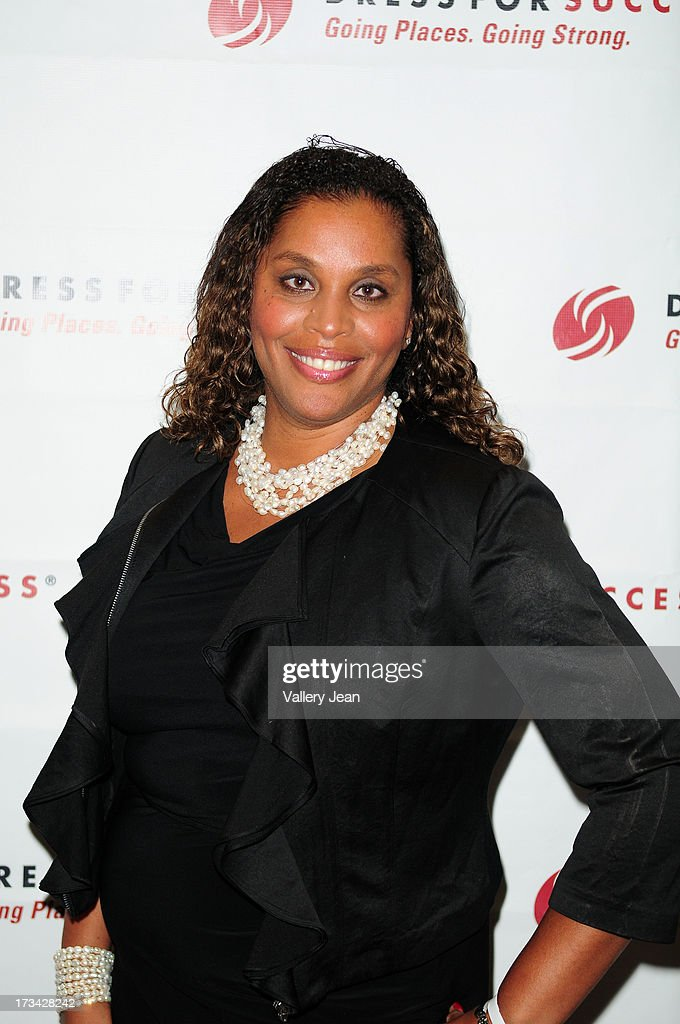 Joi Gordon attends The 9th Annual Success Summit hosted by Dress For Success Worldwide at Epic Hotel on July 13, 2013 in Miami, Florida.