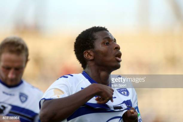 joie Abdoulaye Sadio DIALLO Istres / Bastia Coupe de la Ligue 2011/2012
