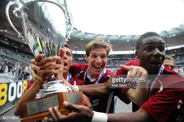 Joie de Metz Metz / Sochaux Finale Coupe Gambardella Stade de France Saint Denis