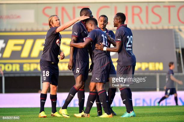 Joie Hadi SACKO Zulte Waregem / Bordeaux match de preparation Photo Dave Winter / Icon Sport