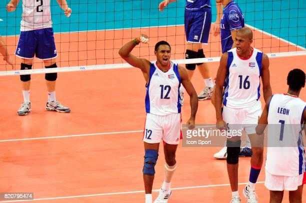 Joie Henry BELL CISNERO France / Cuba Ligue Mondiale 2011 Popb Bercy Paris