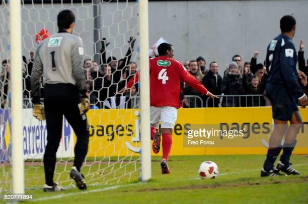 Joie Johan MARTIAL Issy Les Moulineaux / Brest 32e Finale Coupe de France