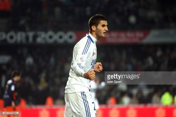 Joie Maxime GONALONS Montpellier / Lyon 16e journee Ligue 1