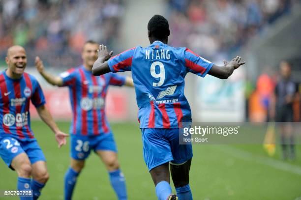 Joie M'Baye NIANG Caen / Lens 34e journee Ligue 1