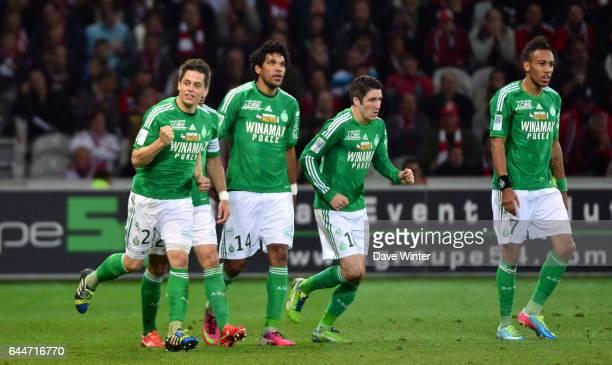 Joie Romain HAMOUMA Lille / Saint Etienne 38e journee Ligue 1 Photo Dave Winter / Icon Sport