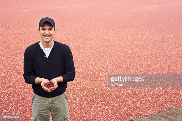 Rejoignez le cranberry festival !