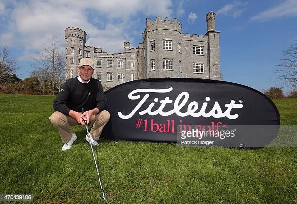 Joint winner David Higgins of Waterville Golf Links after the Titleist FootJoy PGA Professional Championship Irish Qualifier at Killeen Castle Golf...