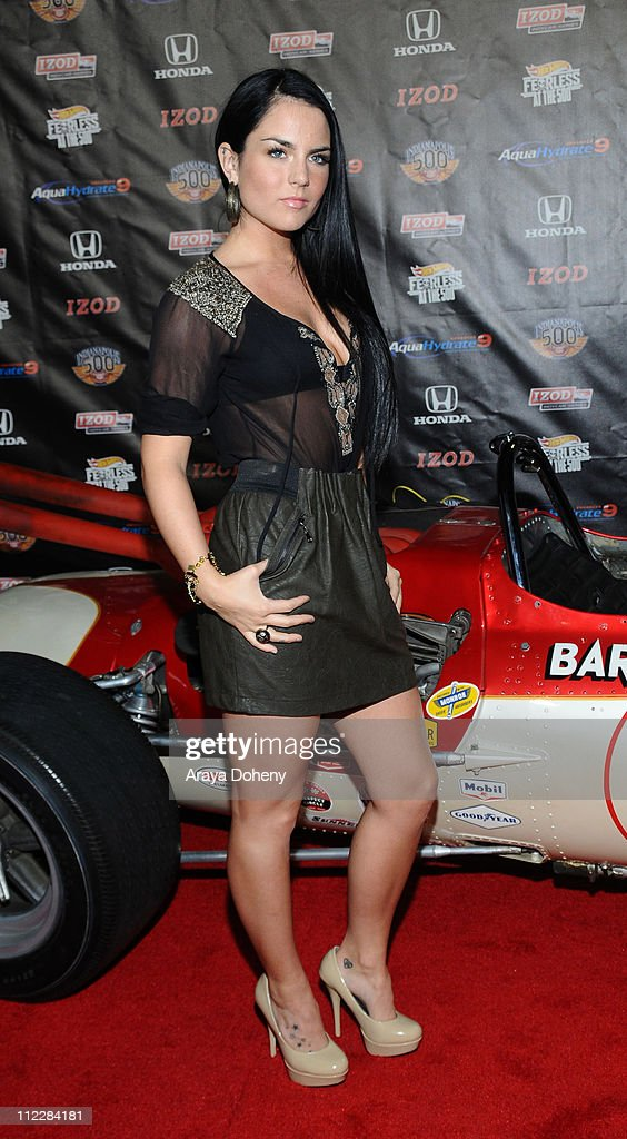 JoJo attends the Hollywood Celebrates 100th Anniversary Of The Indianapolis 500 at The Colony on April 13, 2011 in Los Angeles, California.