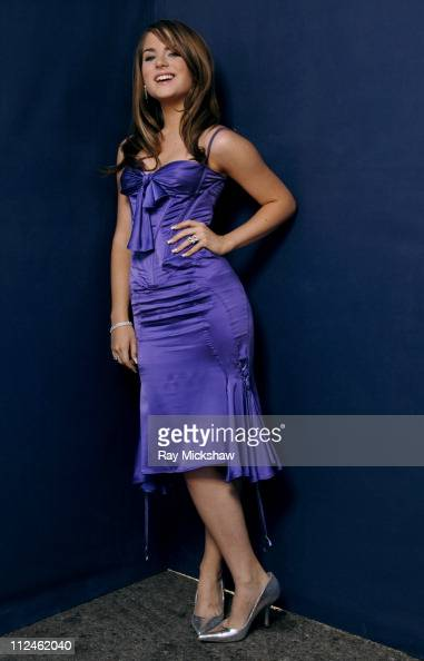 JoJo *Exclusive Coverage* during 2005 Teen Choice Awards Portraits at Gibson Amphitheatre in Universal City California United States