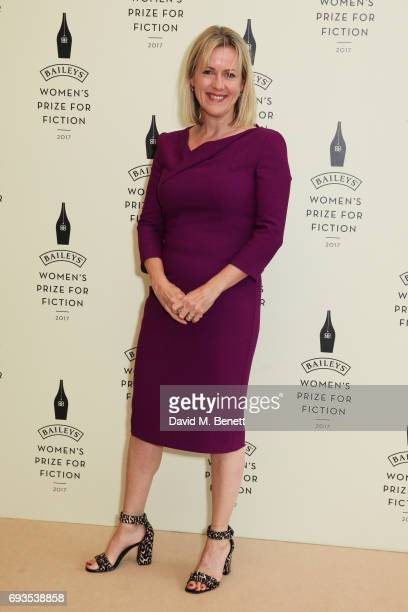 Jojo Moyes attends the Baileys Women's Prize For Fiction Awards 2017 at The Royal Festival Hall on June 7 2017 in London England