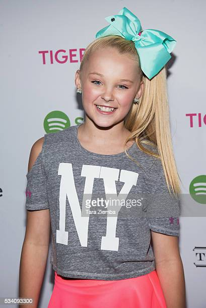 Jojo Siwa attends TigerBeat Launch Event at The Argyle on May 24 2016 in Hollywood California