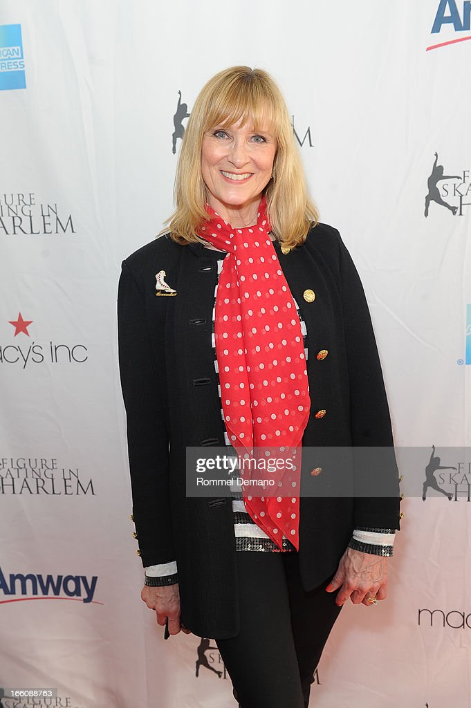 Jojo Starbuck attends The 2013 Skating With The Stars Benefit Gala at Trump Rink at Central Park on April 8, 2013 in New York City.