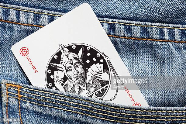 Joker in der Tasche
