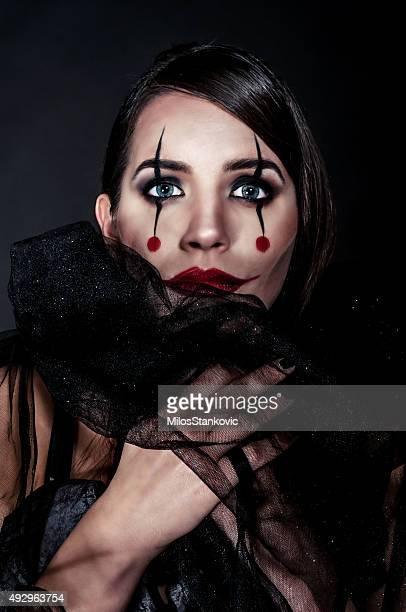 Joker-Lady
