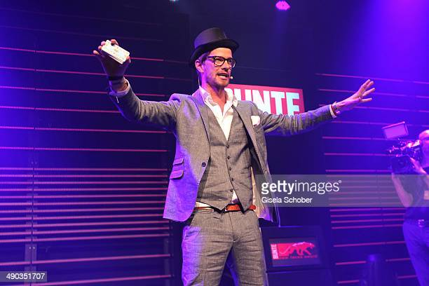 Joko Winterscheidt attends the New Faces Award Film 2014 at eWerk on May 8 2014 in Berlin Germany