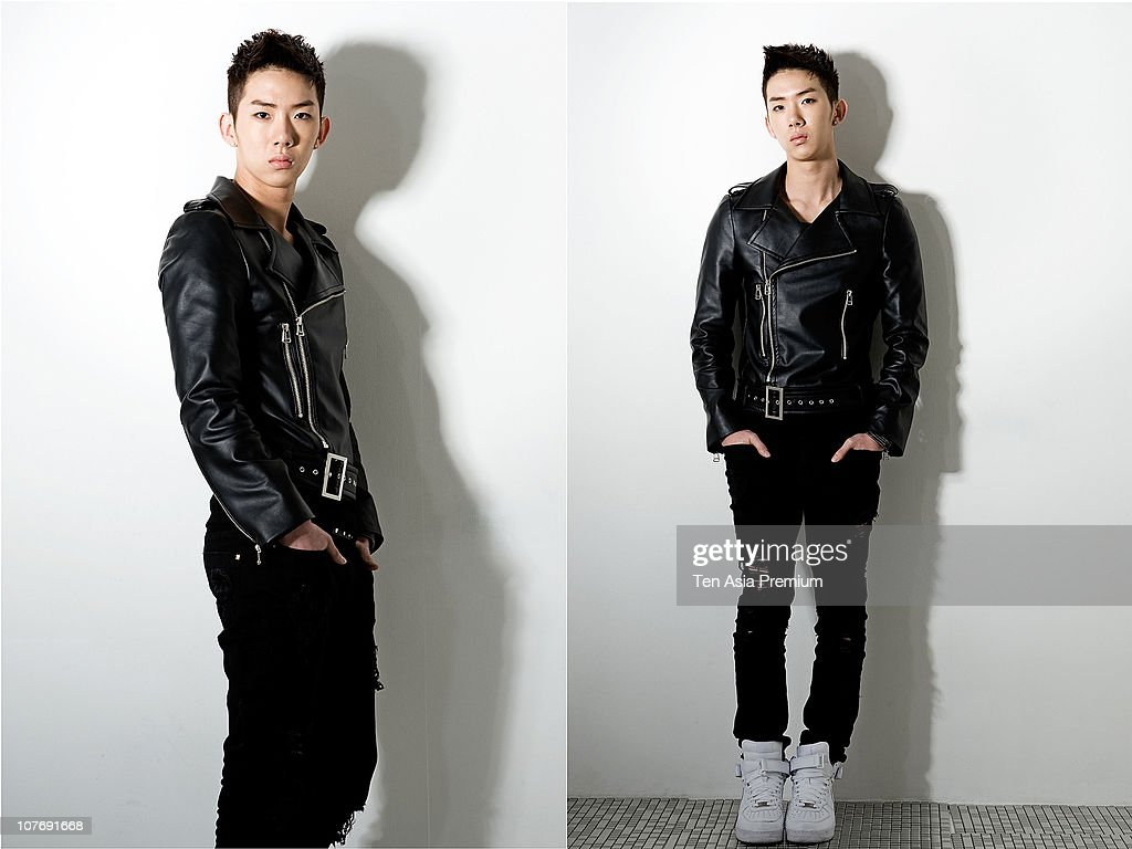 Jo-Kwon of 2AM poses for photographs on March 25, 2009 in Seoul, South Korea.