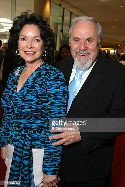 Jolene Schlatter and George Schlatter during Juvenile Diabetes Research Foundation Annual Gala at Beverly Hilton Hotel in Beverly Hills California...