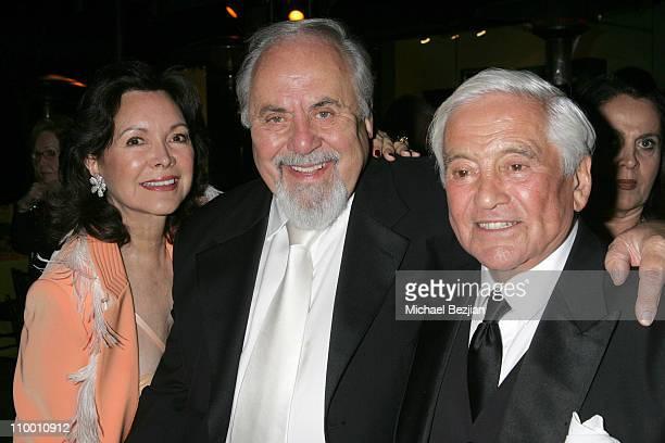 Jolene Schlatter George Schlatter and Fred Hayman