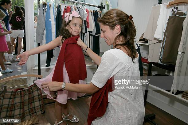 Jolie Horowitz and Allison Horowitz attend HATCHLINGS Spring 2008 'HATCH' Boys Collection hosted by ANNETTE LAUER CRISTINA CUOMO and ANA MARIA PEREZ...