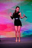 Jolin Tsai at an evening party on 02th March 2015 in Shanghai China