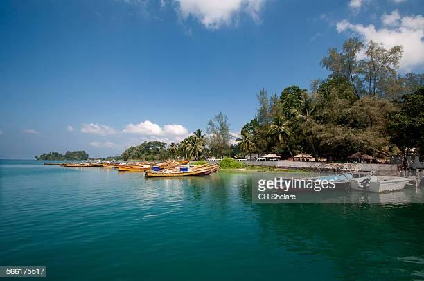 Jolly Buoy  Beach, Andaman