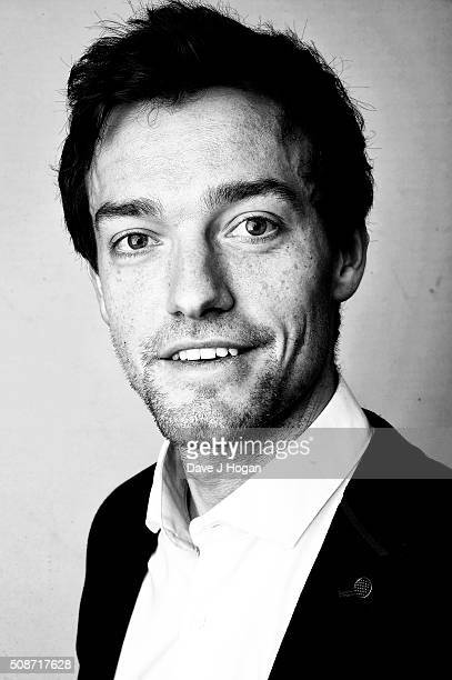 Jolyon Palmer attends the F1 Zoom Auction in aid of the renowned Great Ormond Street Hospital at InterContinental Park Lane Hotel on February 5 2016...