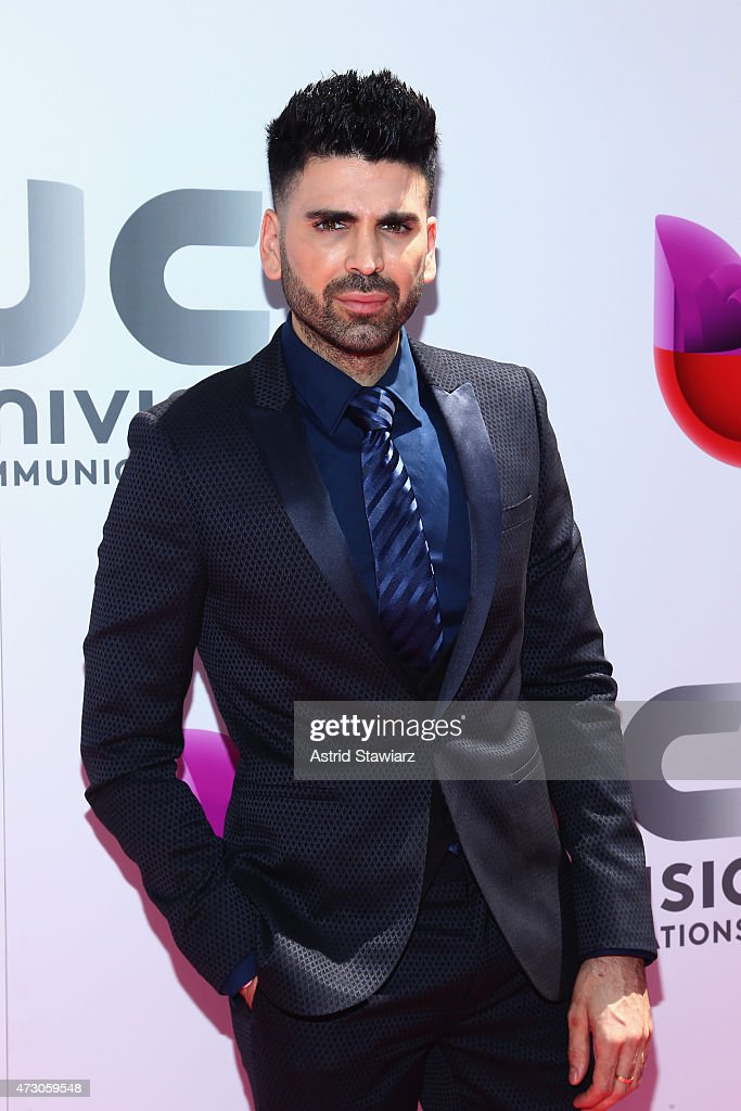 Jomari Goyso attends Univision's 2015 Upfront at Gotham Hall on May 12 2015 in New York City