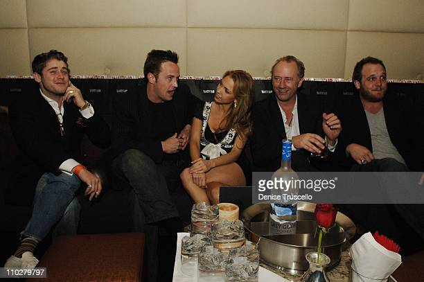 Jon Abrahams Matthew Perry Marnette Patterson Xander Berkeley and Ethan Embry