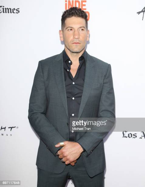 Jon Bernthal arrives at the 2017 Los Angeles Film Festival Gala Screening of 'Shot Caller' held at Arclight Cinemas Culver City on June 17 2017 in...