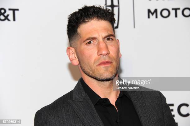 Jon Bernthal attends 2017 Tribeca Film Festival 'Sweet Virginia' at Cinepolis Chelsea on April 21 2017 in New York City
