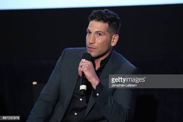 Jon Bernthal attends the ATT And Saban Films Present The LAFF Gala Premiere Of Shot Caller at ArcLight Cinemas on June 17 2017 in Culver City...