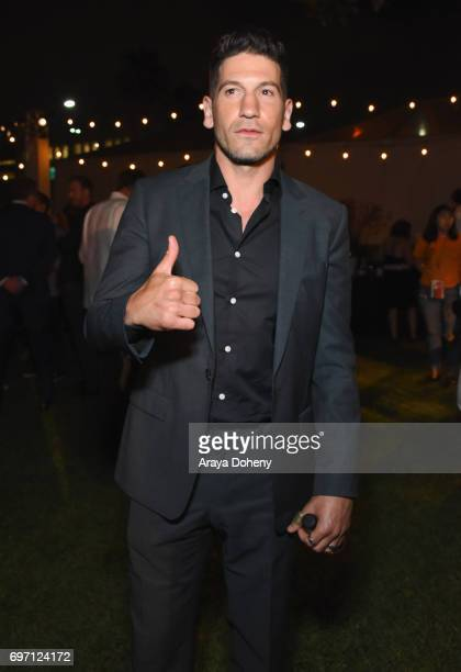 Jon Bernthal attends the 'Shot Caller' Gala After Party during the 2017 Los Angeles Film Festival on June 17 2017 in Culver City California