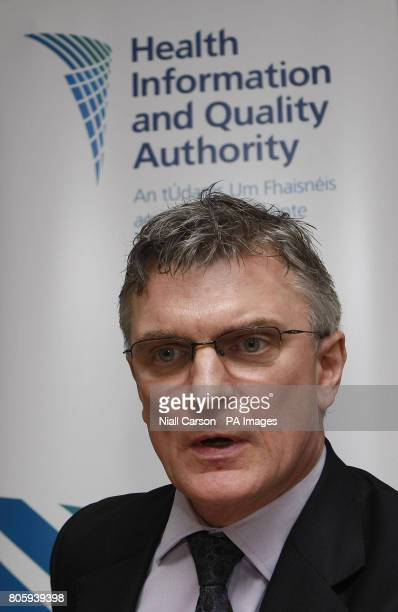 Jon Billings Director of Healthcare Quality and Safety at the Health Information and Quality Authority takes questions on the Tallaght hospital xray...