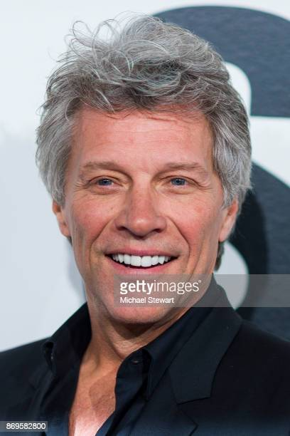 Jon Bon Jovi attends the 2017 Samsung Charity Gala at Skylight Clarkson Sq on November 2 2017 in New York City