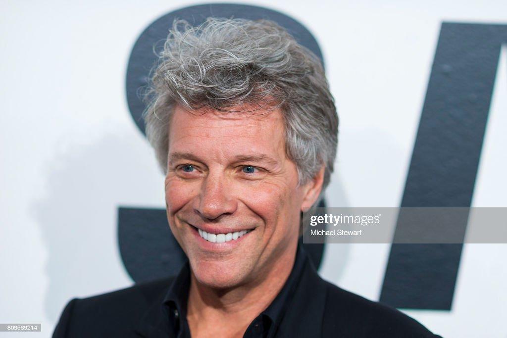 Jon Bon Jovi attends the 2017 Samsung Charity Gala at Skylight Clarkson Sq on November 2, 2017 in New York City.