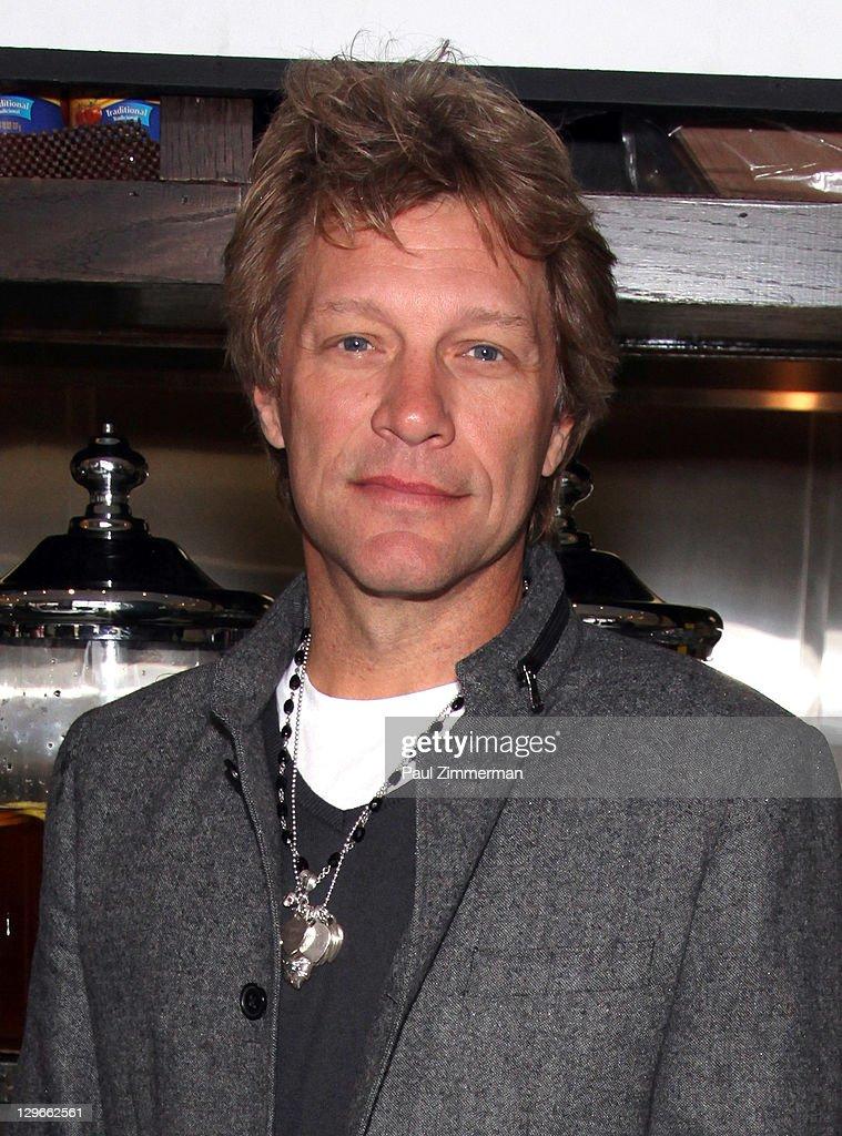 Jon Bon Jovi\'s Soul Kitchen Opening Celebration Photos and Images ...