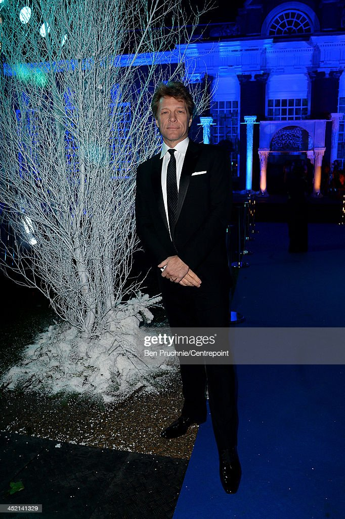 <a gi-track='captionPersonalityLinkClicked' href=/galleries/search?phrase=Jon+Bon+Jovi&family=editorial&specificpeople=201527 ng-click='$event.stopPropagation()'>Jon Bon Jovi</a> attends the Winter White Gala In Aid Of Centrepoint on November 26, 2013 in London, England.