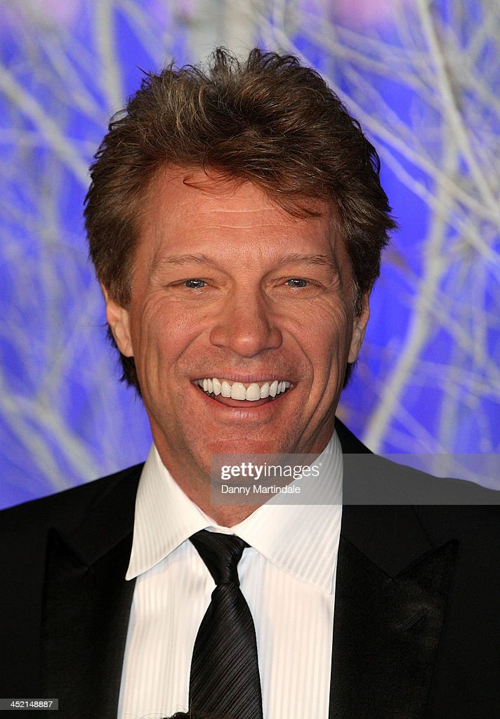 <a gi-track='captionPersonalityLinkClicked' href=/galleries/search?phrase=Jon+Bon+Jovi&family=editorial&specificpeople=201527 ng-click='$event.stopPropagation()'>Jon Bon Jovi</a> attends the Winter Whites Gala in aid of Centrepoint at Kensington Palace on November 26, 2013 in London, England.