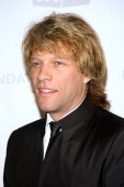 Jon Bon Jovi during 15th Annual Elton John AIDS Foundation Oscar Party at Pacific Design Center in Los Angeles California United States
