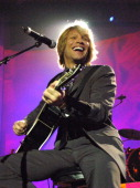 Jon Bon Jovi during 'A Funny Thing Happened on the Way to Cure Parkinson's' A Benefit Evening for the Michael J Fox Foundation for Parkinson's...