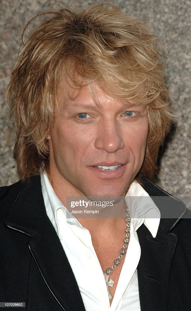 <a gi-track='captionPersonalityLinkClicked' href=/galleries/search?phrase=Jon+Bon+Jovi&family=editorial&specificpeople=201527 ng-click='$event.stopPropagation()'>Jon <a gi-track='captionPersonalityLinkClicked' href=/galleries/search?phrase=Bon+Jovi+-+Band&family=editorial&specificpeople=579991 ng-click='$event.stopPropagation()'>Bon Jovi</a></a> during Conde Nast Media Group Kicks off New York Fall Fashion Week with 3rd Annual Fashion Rocks Concert - Arrivals at Radio City Music Hall in New York City, New York, United States.