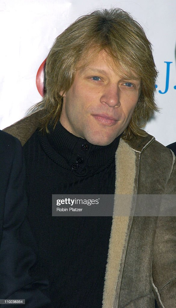 Jon Bon Jovi during T.J. Martell Foundation's 30th Anniversary Gala at The Sony Club in New York City, New York, United States.