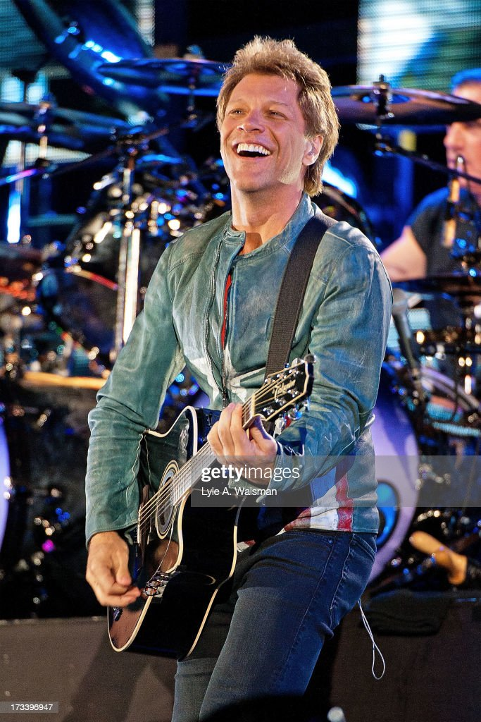 bon jovi because we can single release date Jon bon jovi said in a facebook event on 30 november 2017 that the band will release fresh new music on the way for 2018 from bon jovi to be because we're.