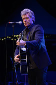 Jon Bon Jovi performs during the 2016 City Parks Foundation Gala at Rumsey Playfield Central Park on June 20 2016 in New York City