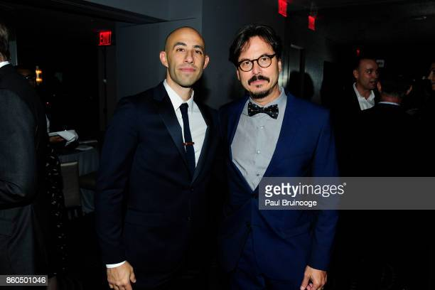 Jon Contino and Marc Dennis attend the Decoration and Design Building celebrates the 2017 winners of the DDB's 10th Anniversary of Stars of Design...