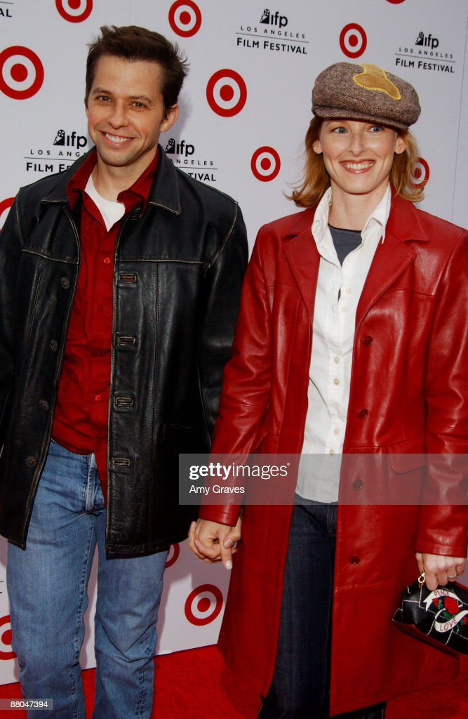 Jon Cryer and Sarah Trigger Cryer