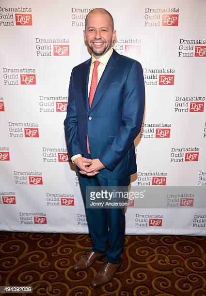 Jon Cryer attends DGF's Gala Great Writers Thank Their Lucky Stars at Gotham Hall on October 26 2015 in New York City