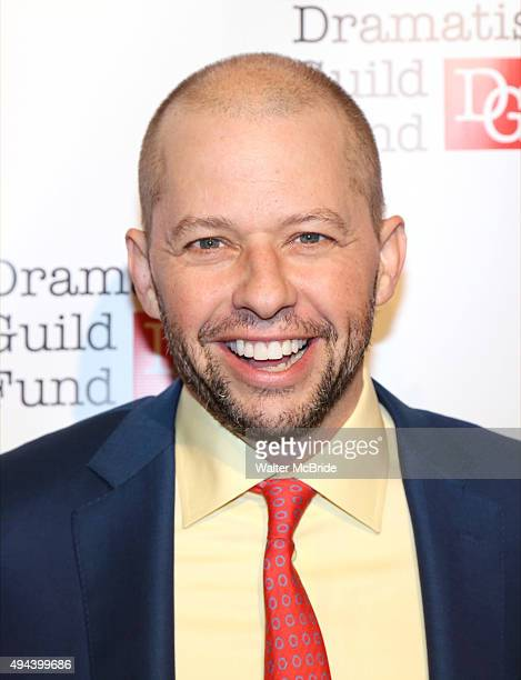 Jon Cryer attends the Dramatists Guild Fund's Gala 'Great Writers Thank Their Lucky Stars' at Gotham Hall on October 26 2015 in New York City